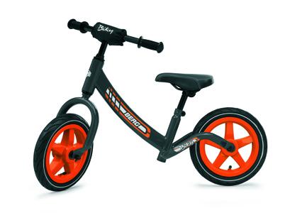 BERG Biky cykel grå