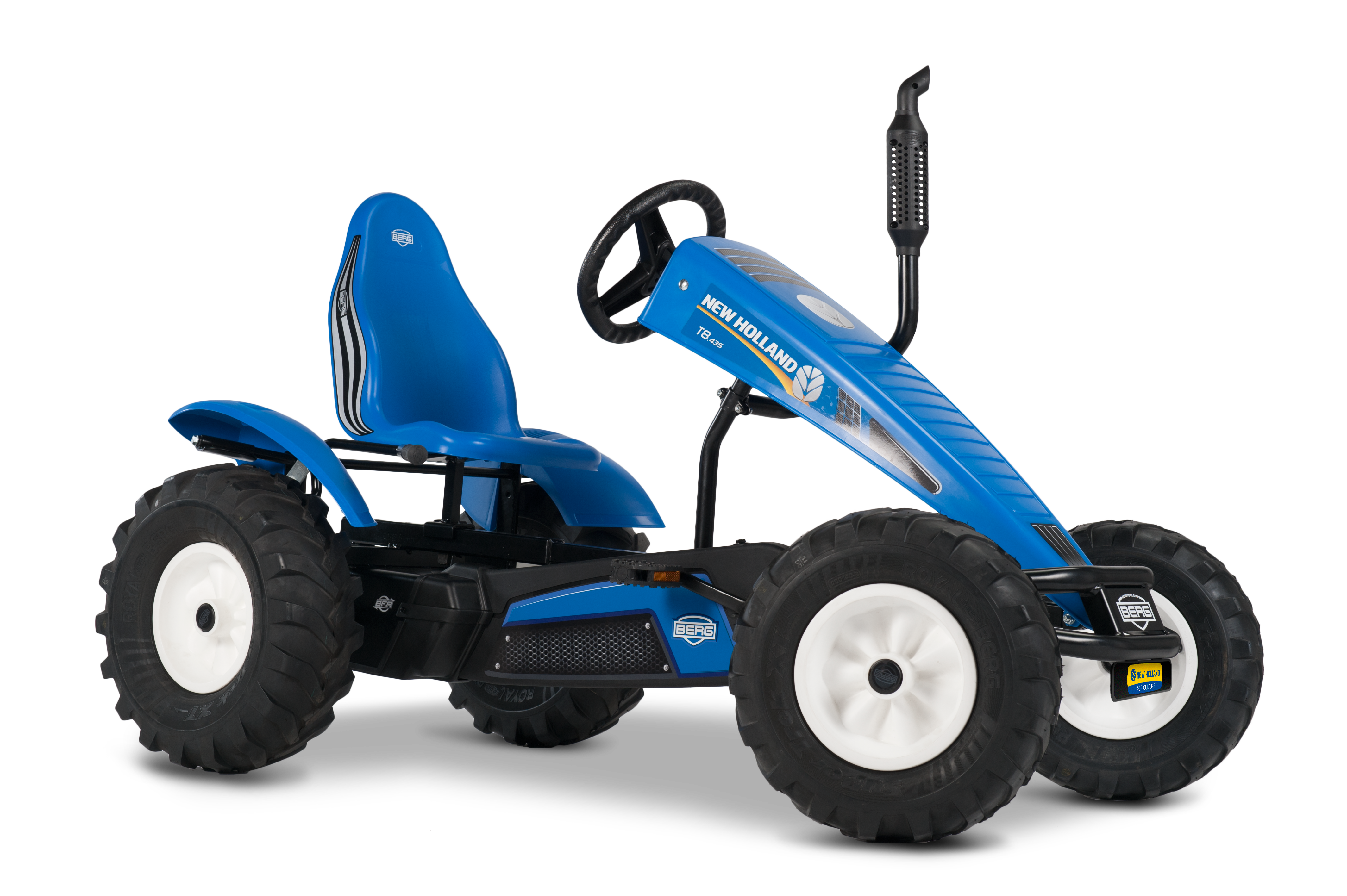 BERG NEW HOLLAND BFR 3 gear
