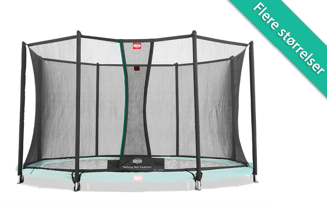 Image of   Berg Comfort sikkerhedsnet til InGround trampoliner - 270 cm