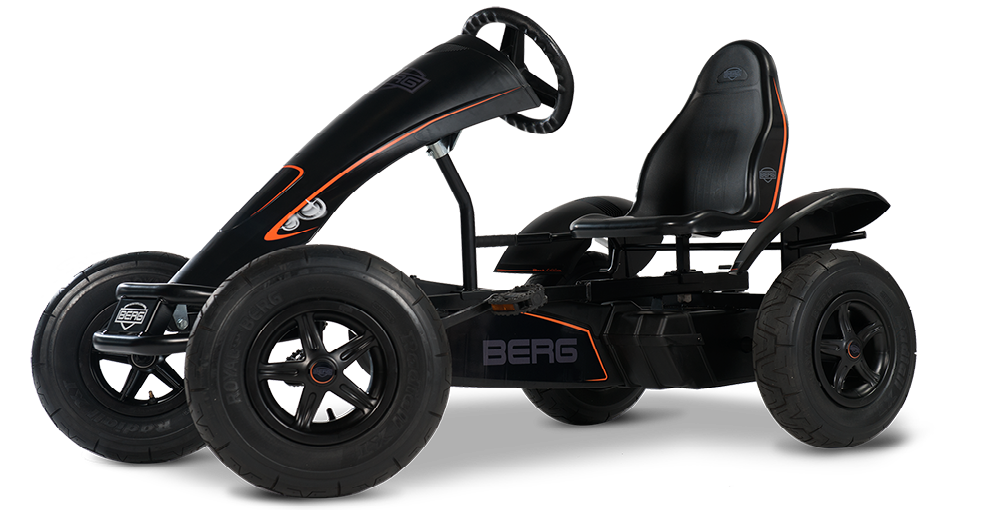 Image of   Berg Black edition BFR Go-kart