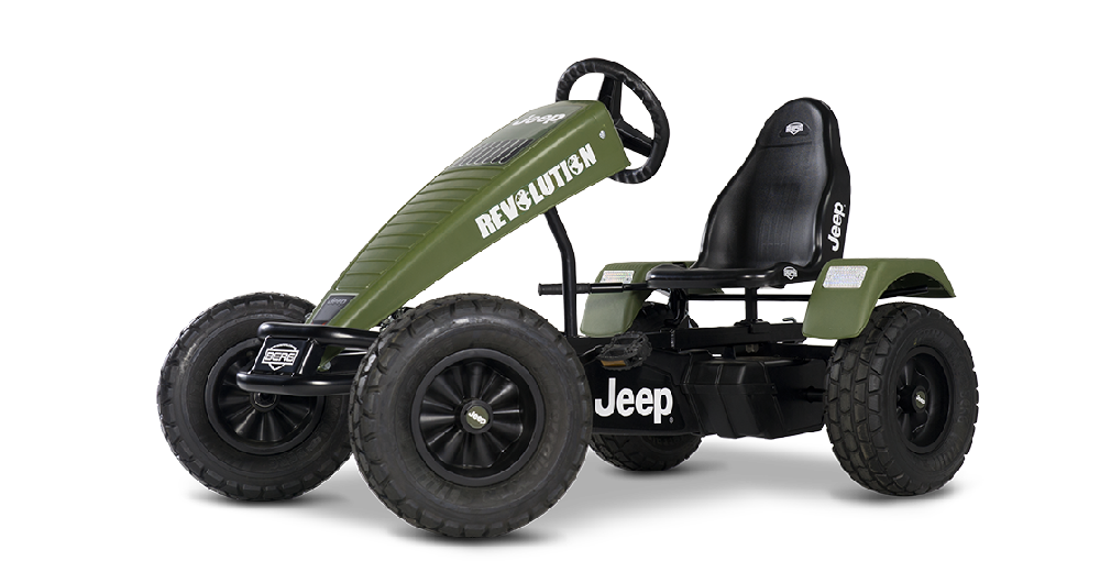 Berg Jeep Revolution gokart