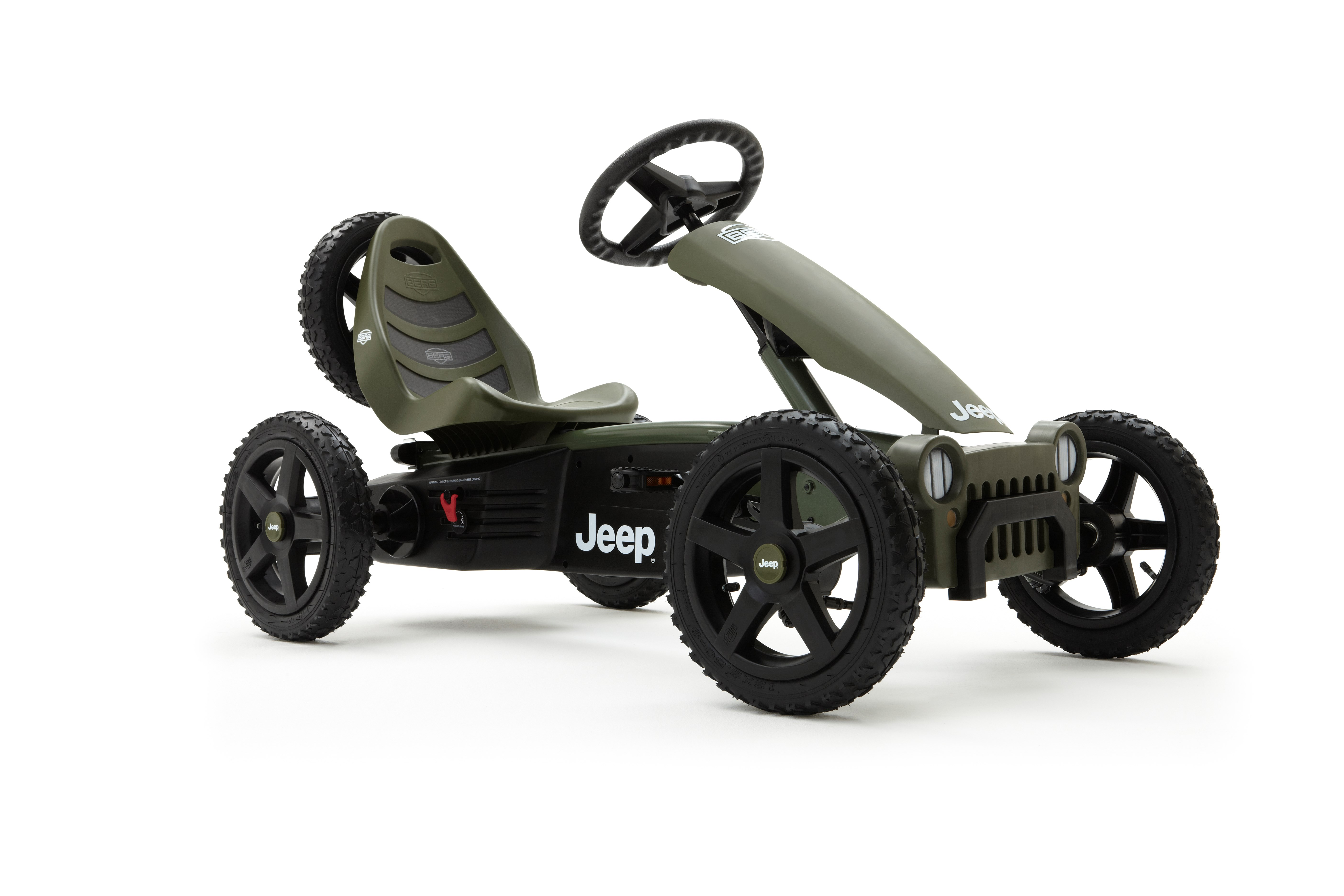 Berg Jeep adventure gokart